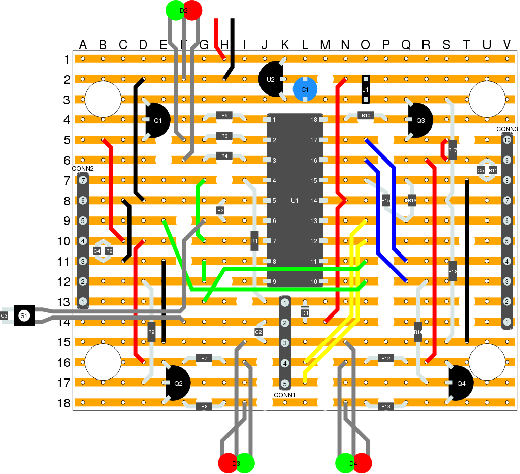 Prime Pcb Layout Circuitdata Mx Tl Wiring Cloud Hisonuggs Outletorg
