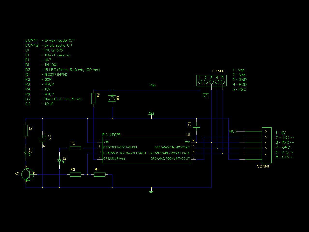Cable Set Top Box Circuit Diagram Detailed Schematic Diagrams Also Electronic On Digital Infra Red Transmitter Motorola