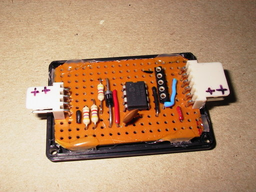RS232 - I2C Interface
